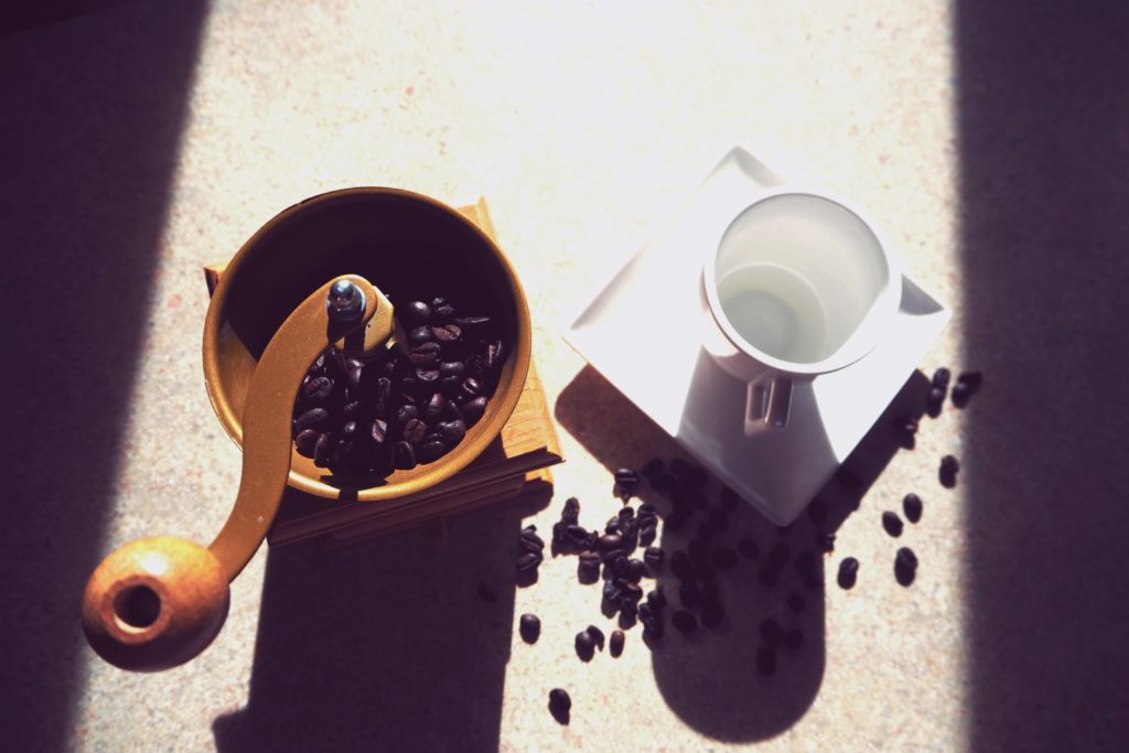 Here's Why A Coffee Grinder Is A Must-Have